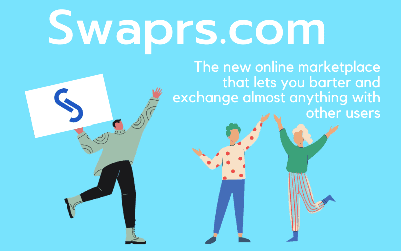 Swaprs is open for business