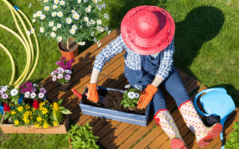 gardening tricks and tips