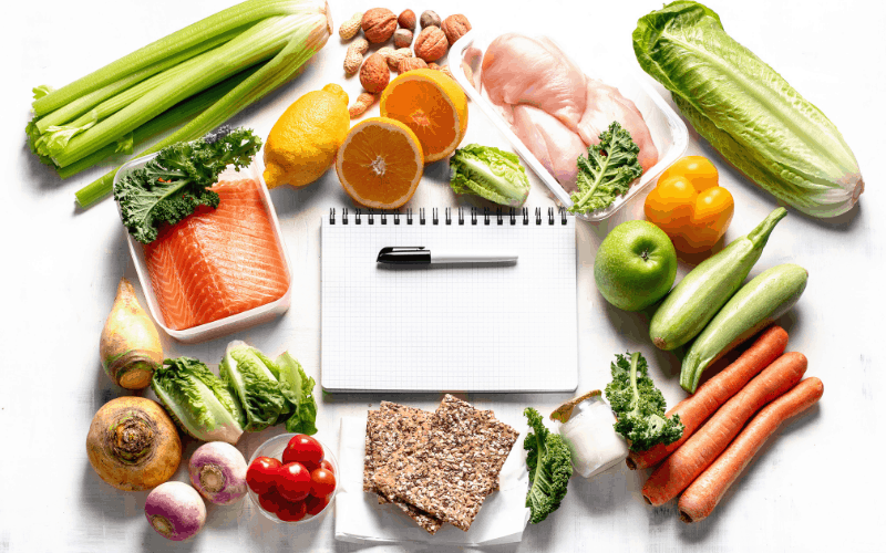 FREE Food Inventory & Meal Plan Printables: How to keep track of your food!