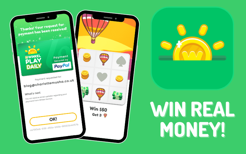 Win Real Money with Winkel Play Daily